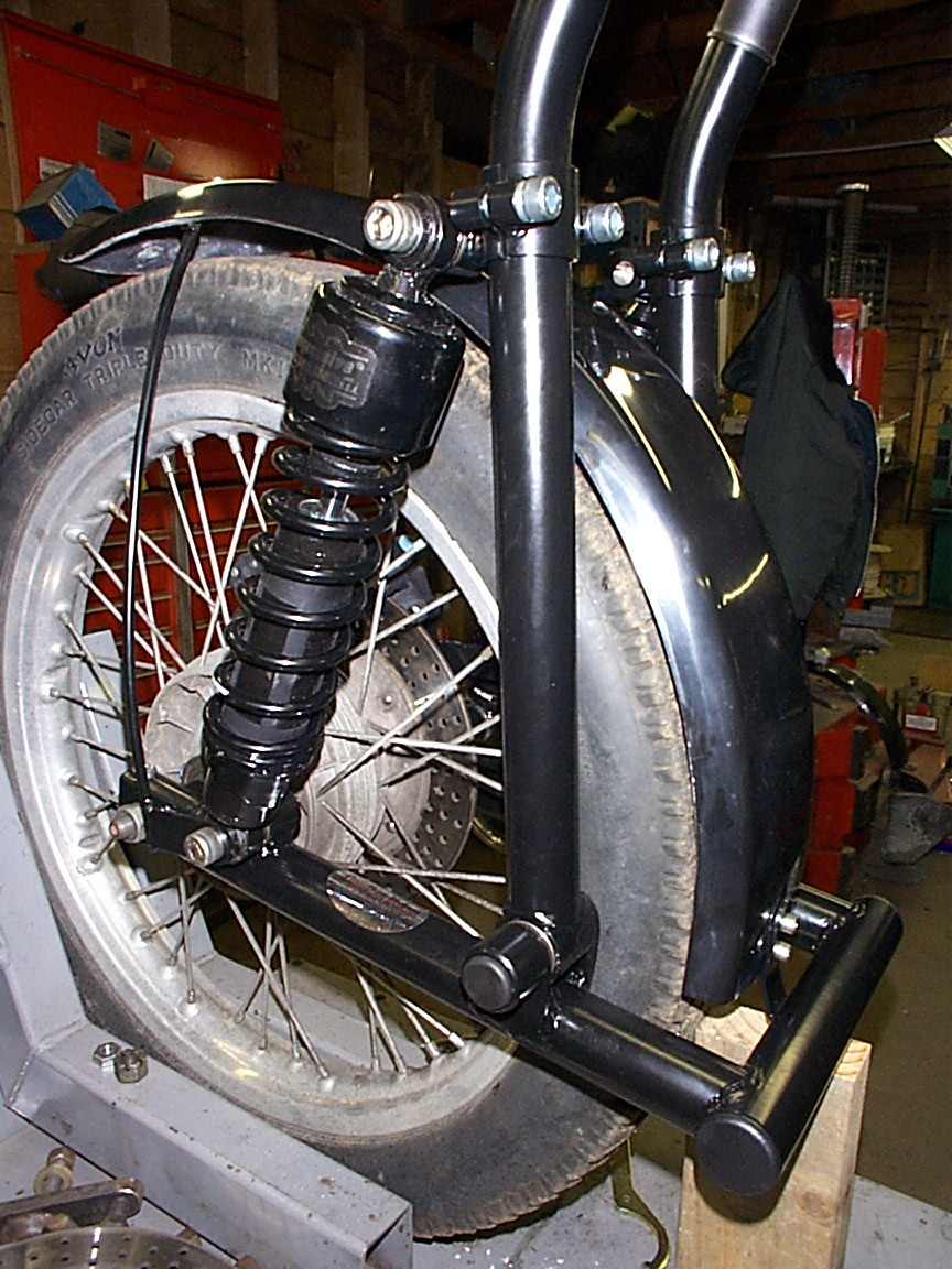 Steering Modifications