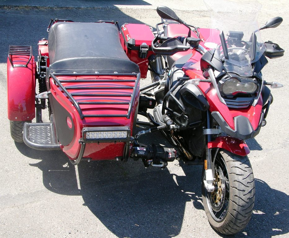 BMW Motorcycles Prices >> The Expedition Sidecar