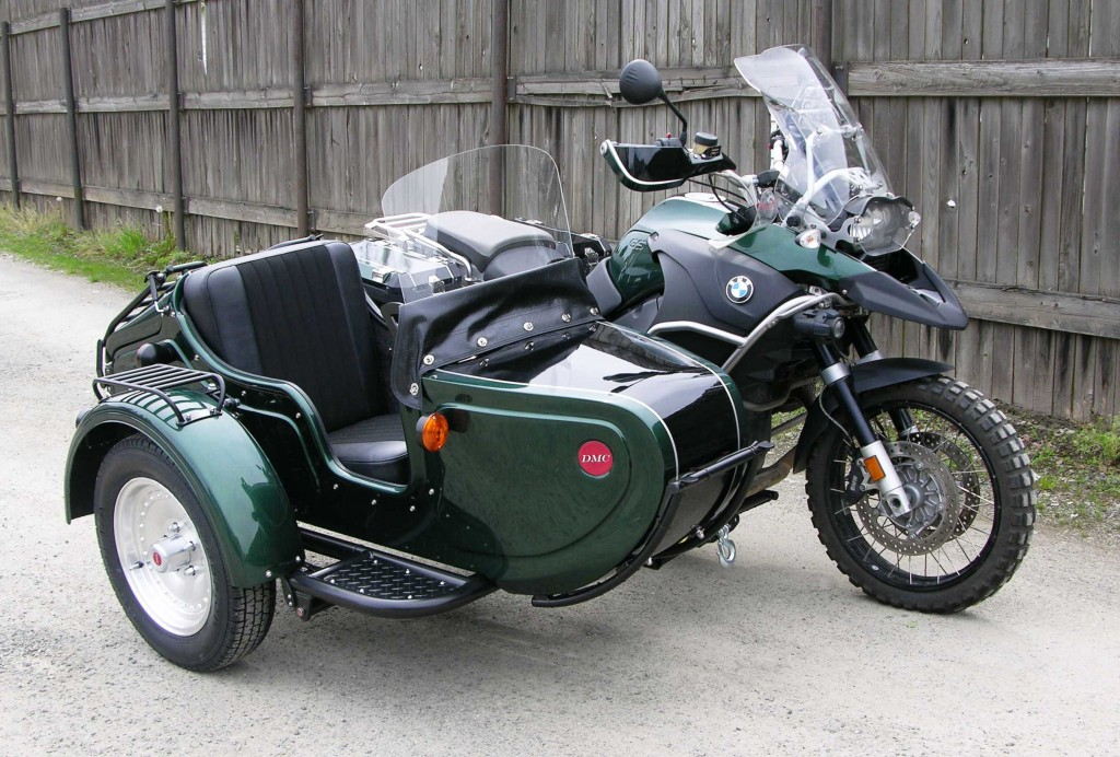 sidecar expedition bmw motorcycle motorcycles bikes side motorbikes sidecars cars gs monday morning easy adventure dmc dmcsidecars bicycle wheel three