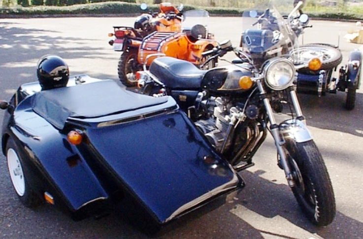 Kenna Double Sidecars