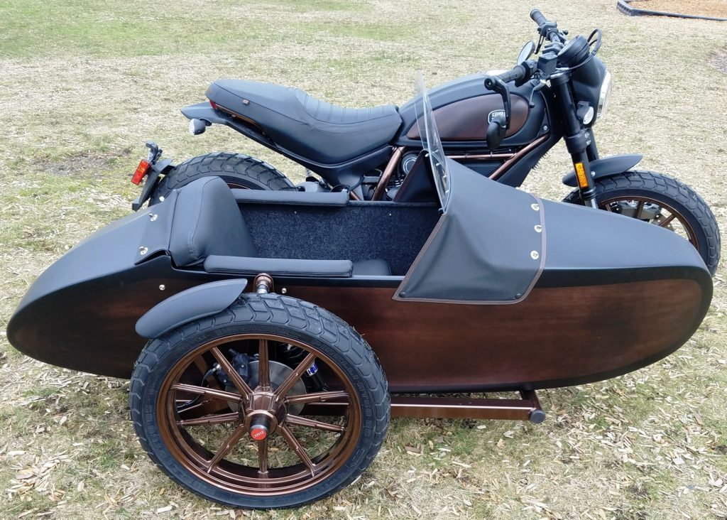 The Classic Sidecar