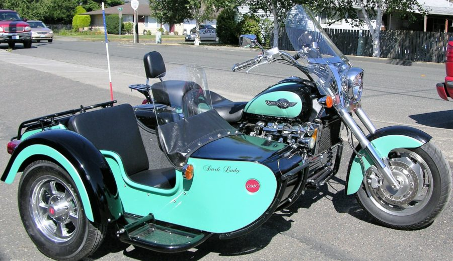 M72CX Sidecar on